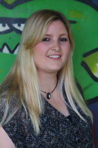 Verena Riedmann - 2. Stellvertreterin und Schatzmeisterin